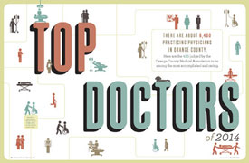 Top Doctors 2014 Orange Coast Magazine